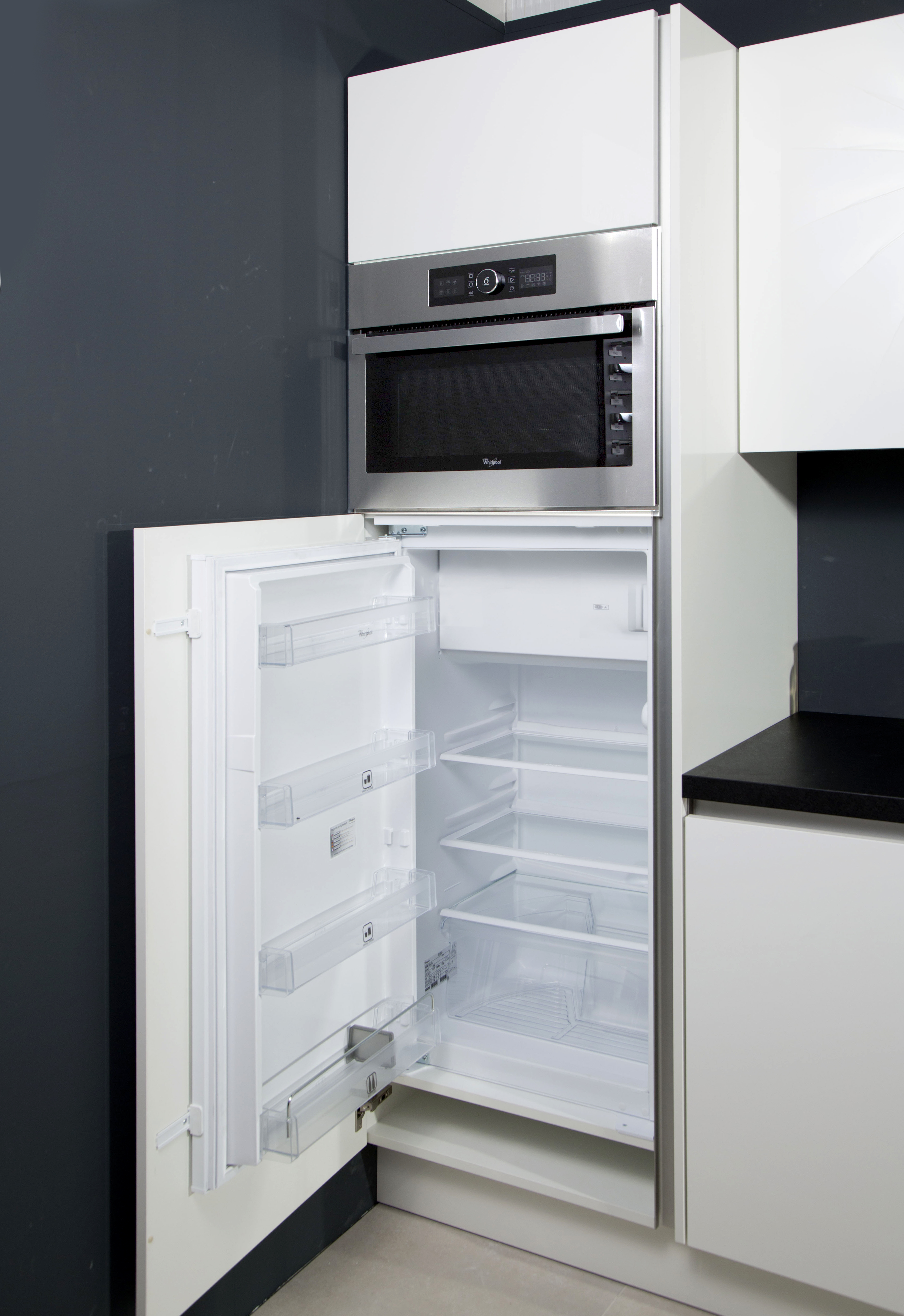 l keukens met alleen onderkasten